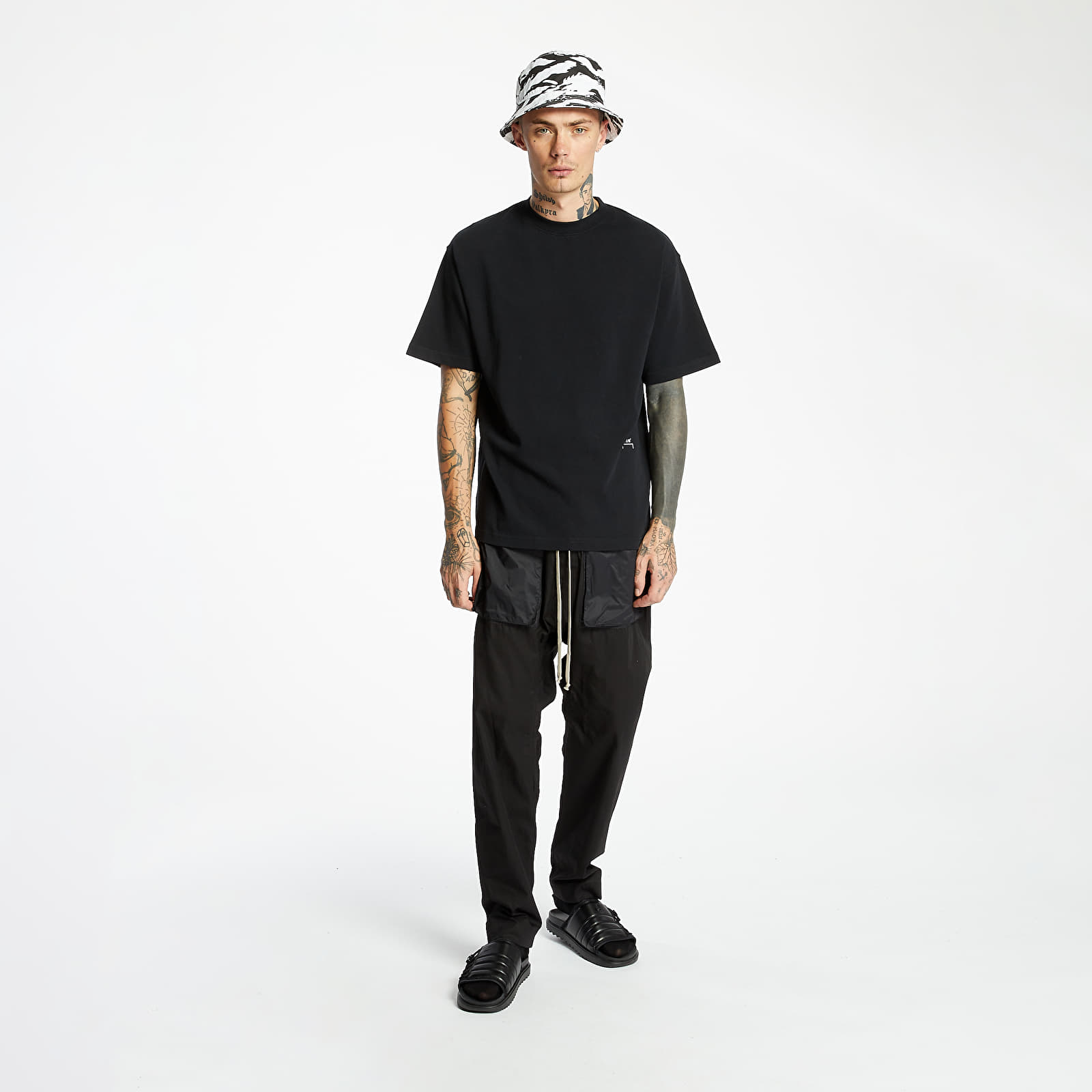A-COLD-WALL* Classic Logo Tee Black