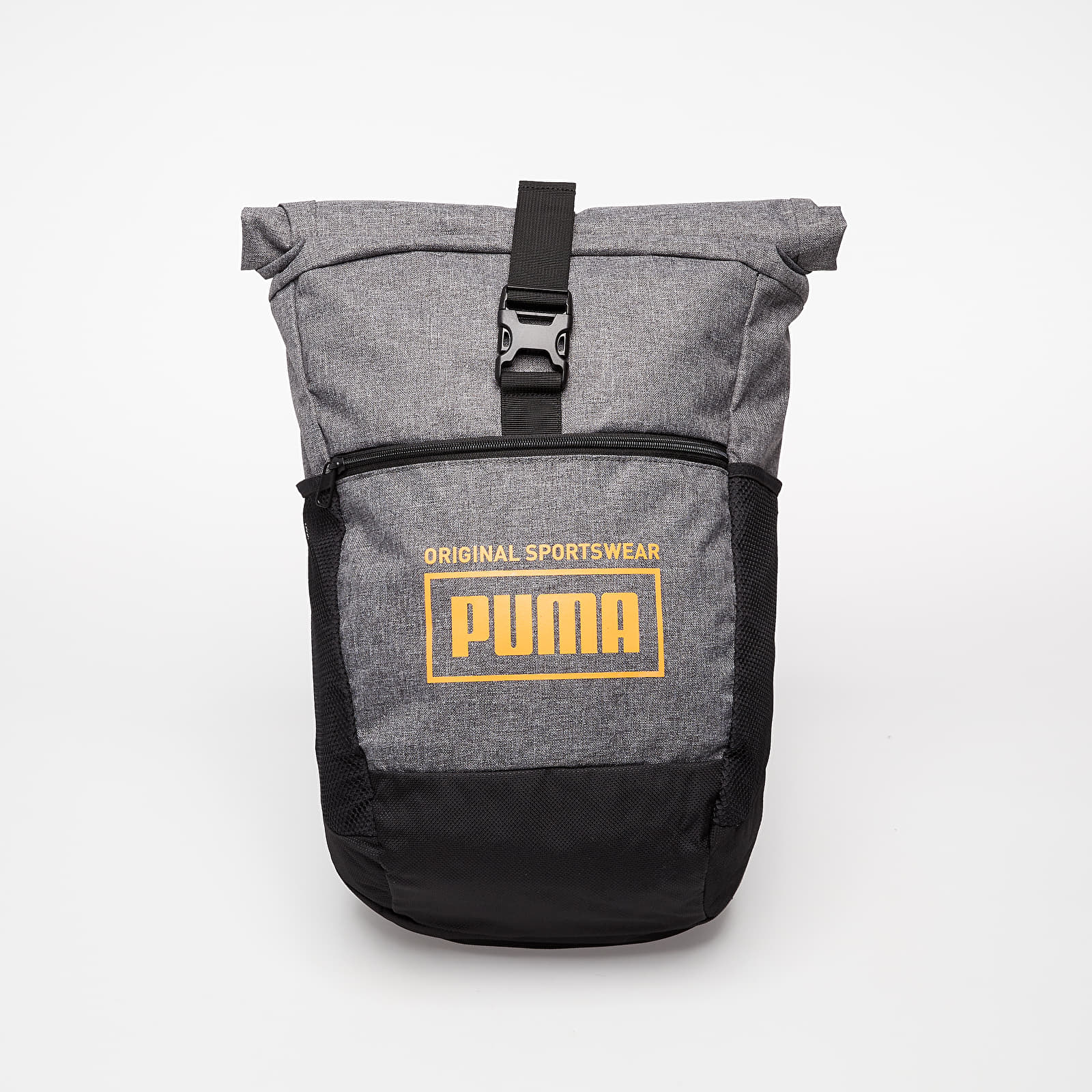 Rucsacuri Puma Sole Backpack Medium Gray Heather/ Vibrant