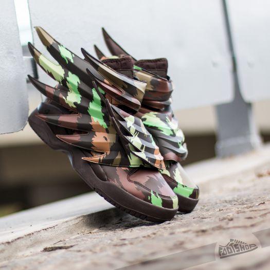 wage click Expense  Men's shoes adidas Jeremy Scott Wings 3.0 Print Blkwhi/ Blkwhi/Blkwhi