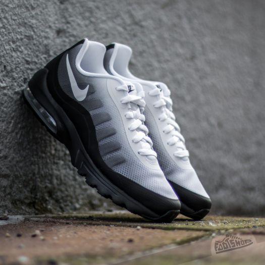 size 40 a6b06 69447 ... shop nike air max invigor print black white cool grey footshop 69d4a  b6631
