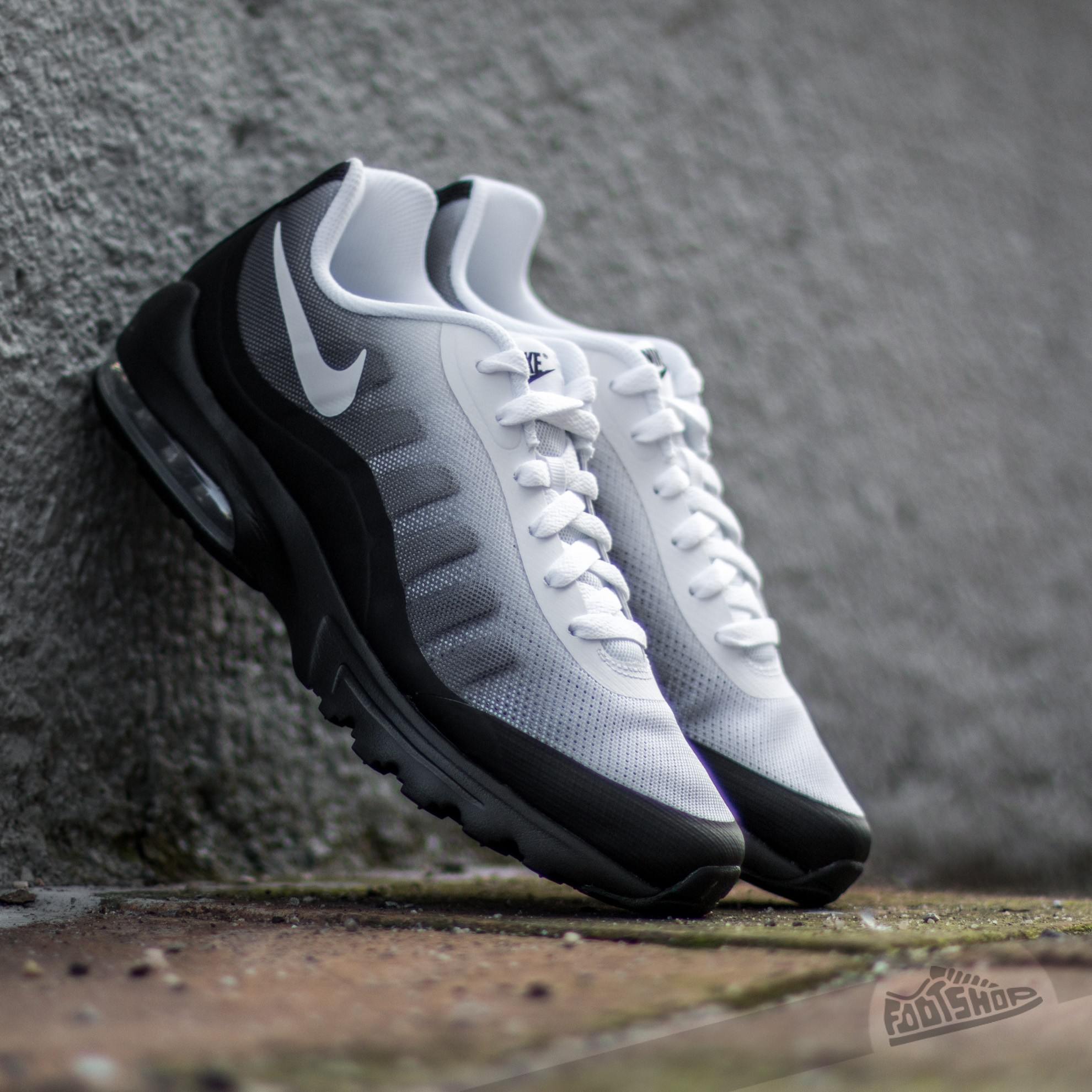 Nike Air Max Invigor Print Black/ White-Cool Grey | Footshop