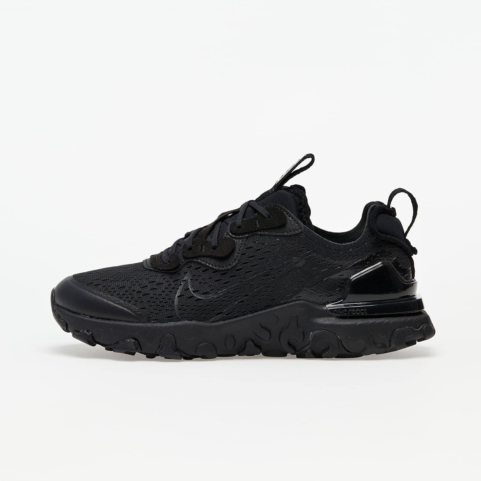 Chaussures et baskets enfants Nike React Vision (GS) Black/ Black-Smoke Grey