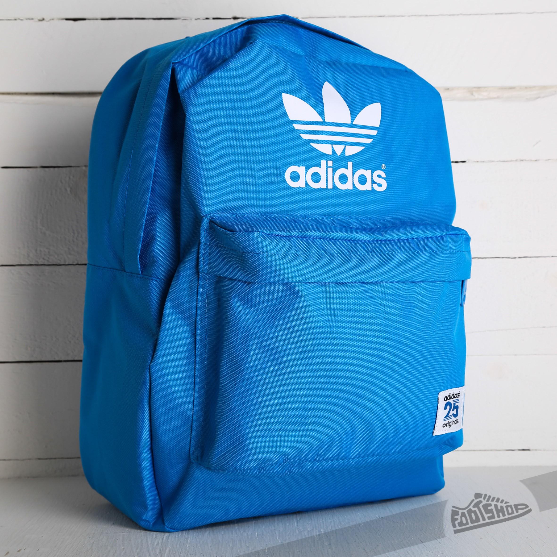 6055b95bc9 adidas Nigo Backpack Bright Blue
