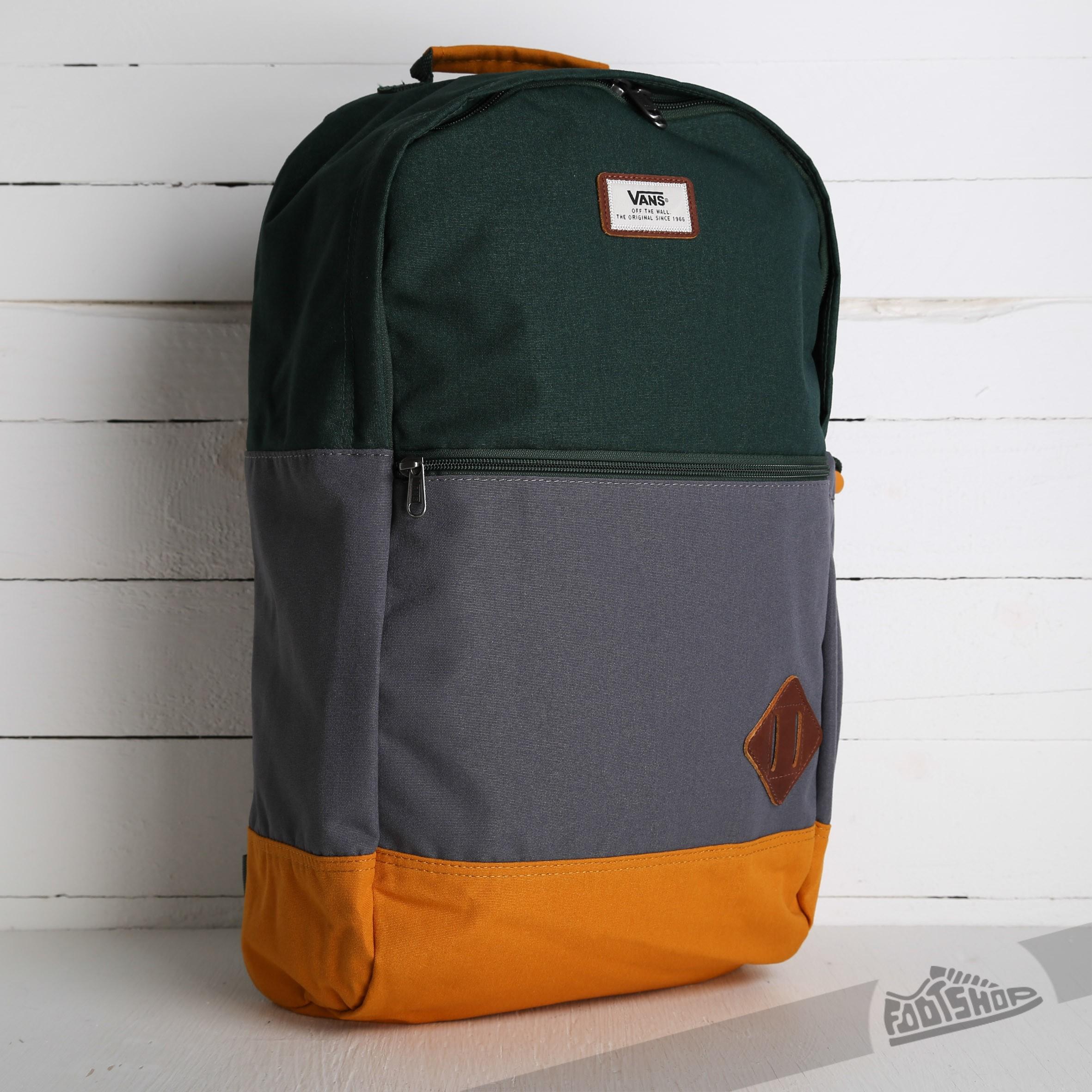 ed3102a112 Vans Van Doren II Backpack Sycamore