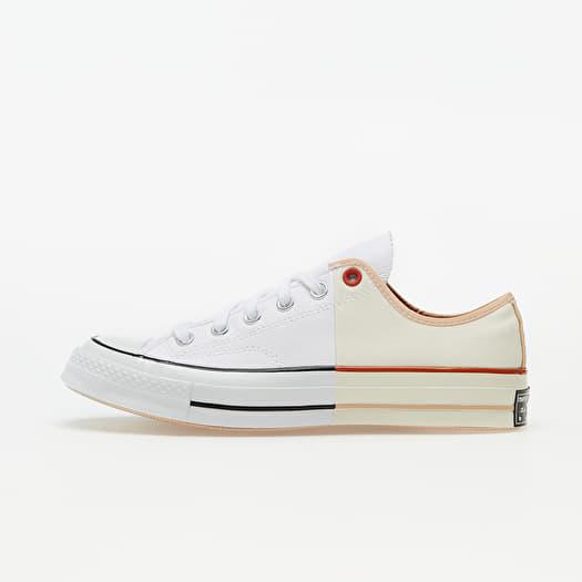 Converse Chuck 70 OX White/ Egret/ Shimmer   Footshop