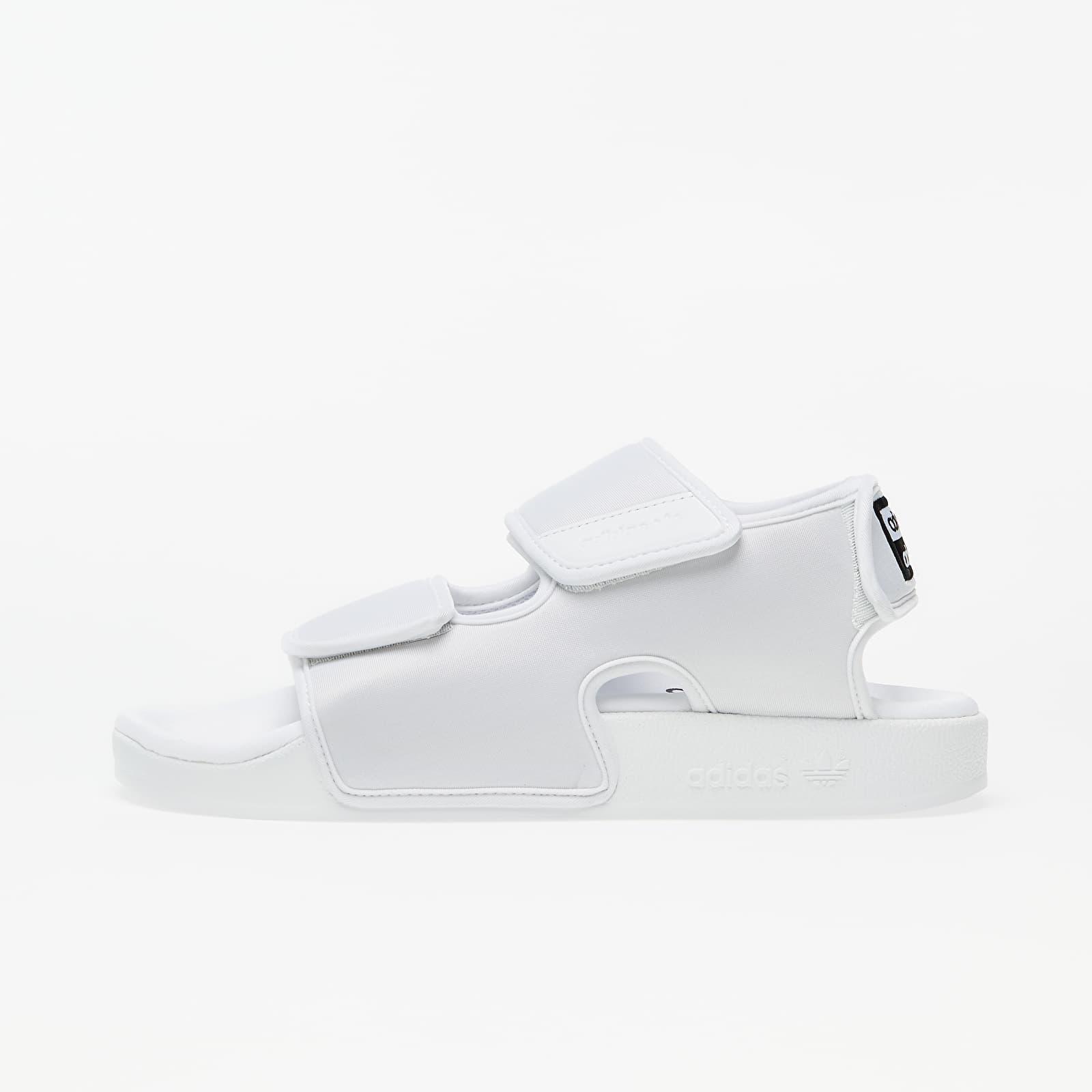 Încălțăminte și sneakerși pentru bărbați adidas Adilette Sandal 3.0 Ftw White/ Ftw White/ Core Black