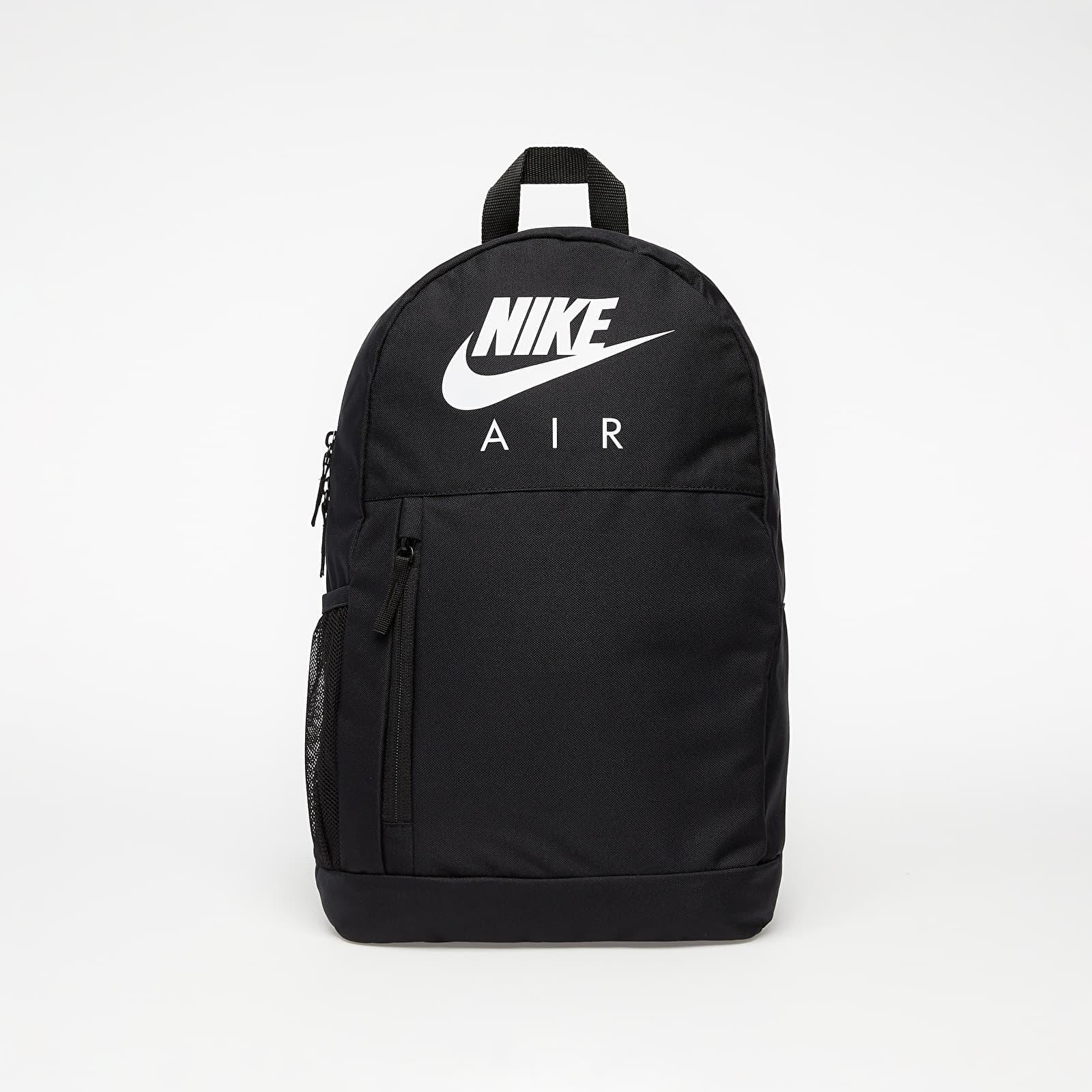 Backpacks Nike Elemental Kids' Backpack Black/ Black/ White