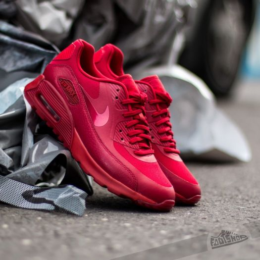new products 99aa5 8118f Nike Wmns Air Max 90 Ultra Essential Gym Red/ Gym Red ...