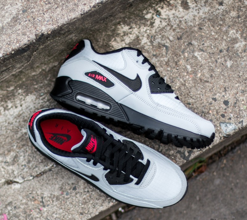 Low tops Nike Air Max 90 Essential Wolf