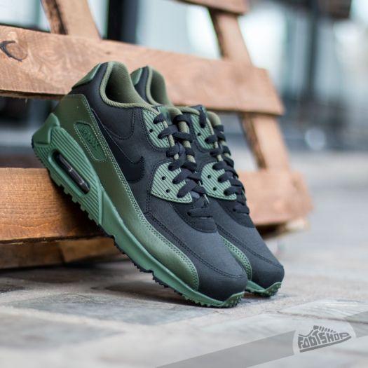 Nike Air Max 90 Winter Premium Carbon Green/ Black | Footshop