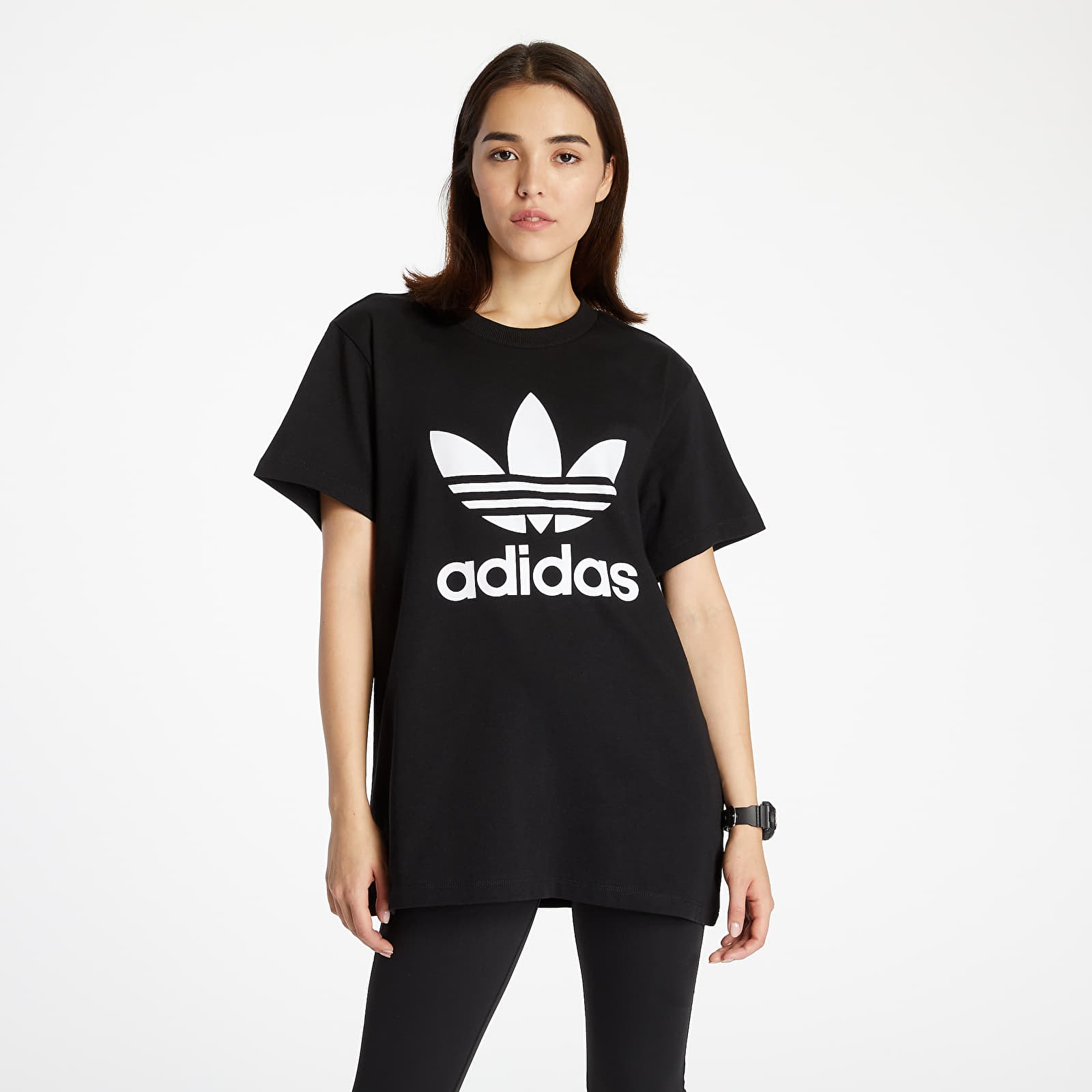 T-shirts adidas Boyfriend Tee Black