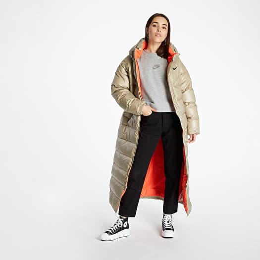 Controversia necesidad Año Nuevo Lunar  Coats Nike Sportswear Down Parka Mystic Stone/ Bright Crimson/ Black |  Footshop