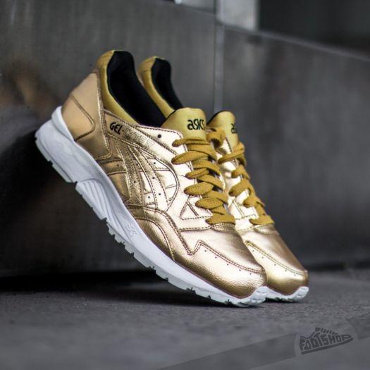 Men's shoes Asics Gel Lyte V Gold/ Gold