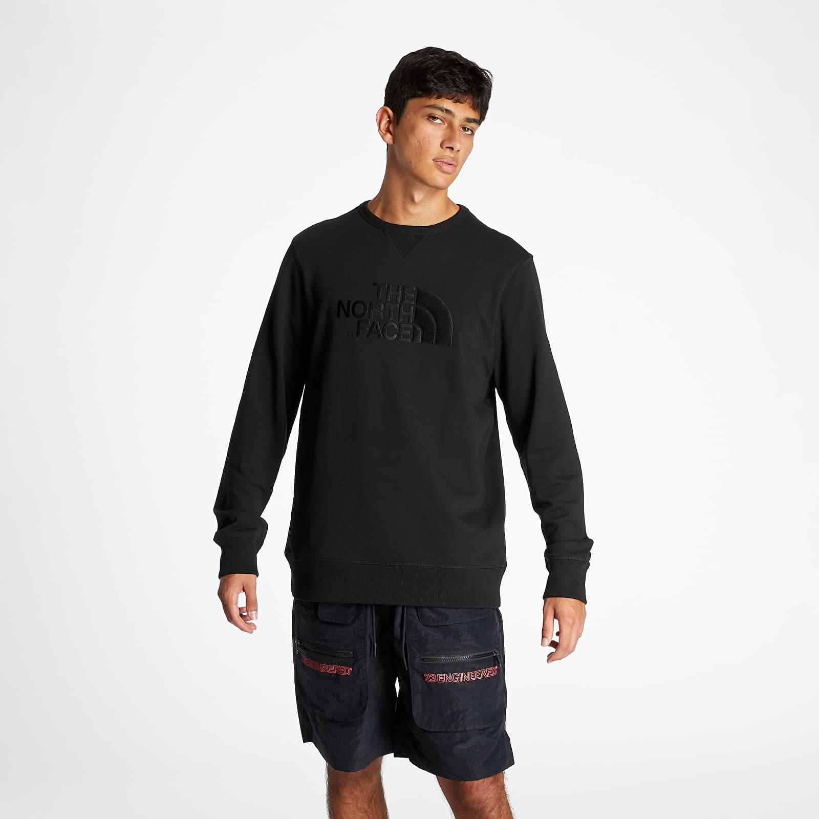 Sudaderas y suéteres The North Face Crewneck Black