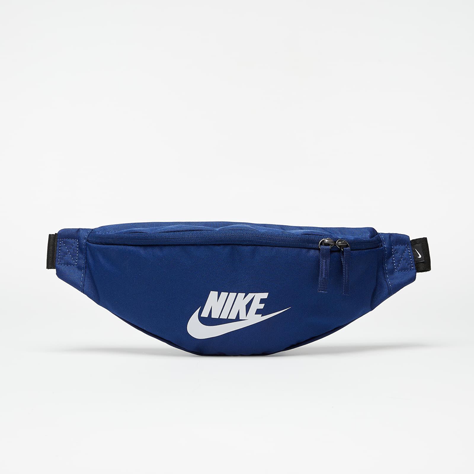 Waist bags Nike Sportswear Heritage Hip Pack Blue Void/ Blue Void/ Vast Grey