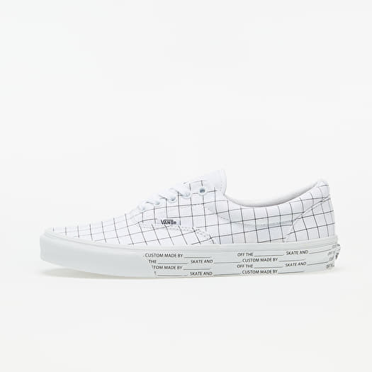 Vans Era (U-Color) Checker   Footshop