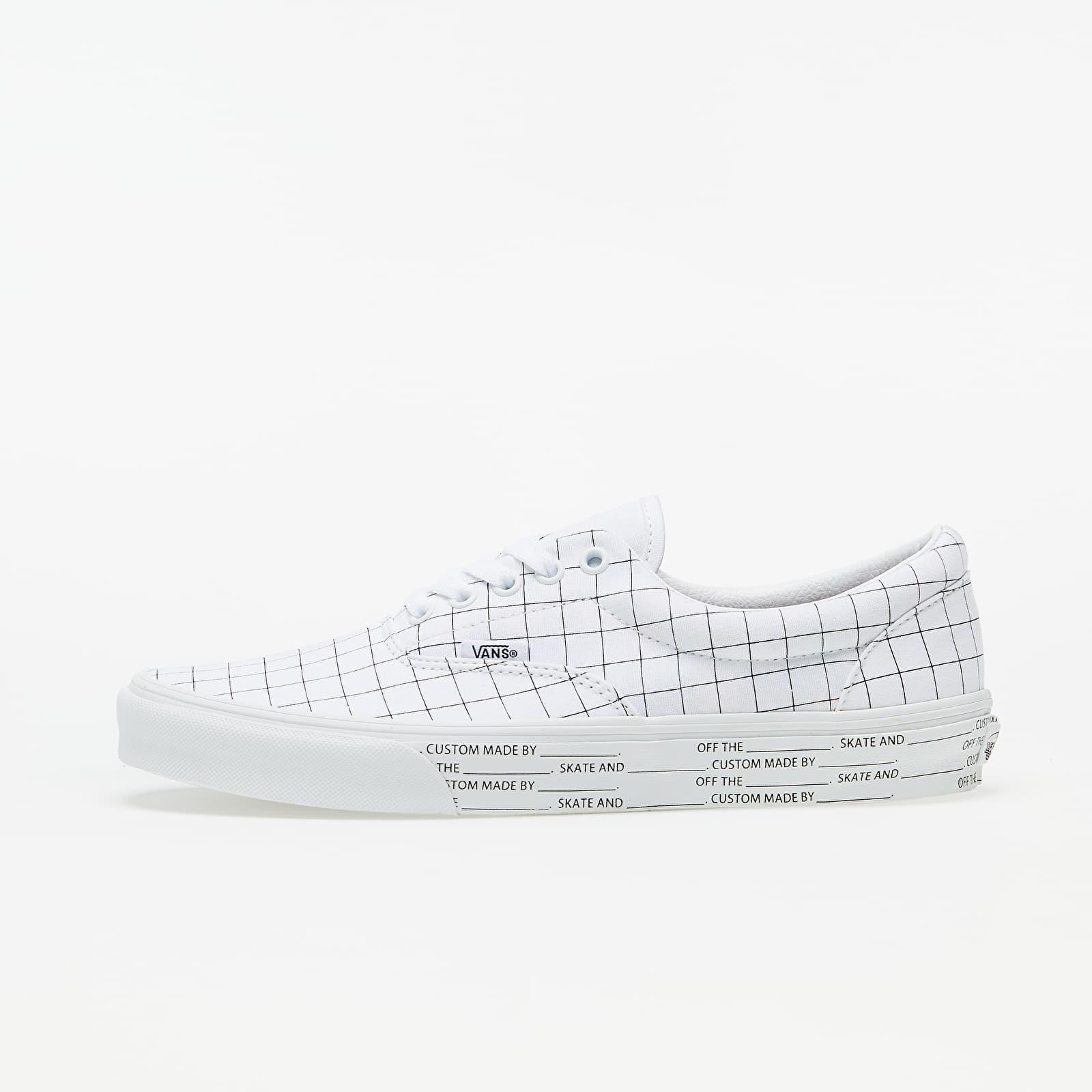 Мужская обувь Vans Era (U-Color) Checker