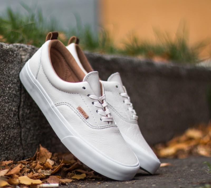8017b19eb9 Vans Era California Premium Leather Winter White
