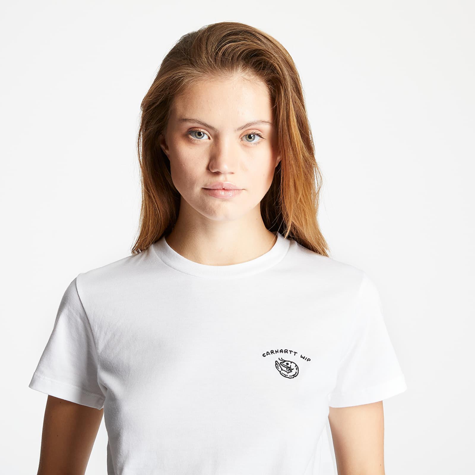 T-shirts Carhartt WIP W' Reverse Midas Tee White/ Black