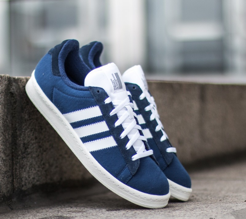 official photos f4a22 60e0d adidas x Bedwin  The Heartbreakers BW Campus 80s Dark Blue Ftw White O
