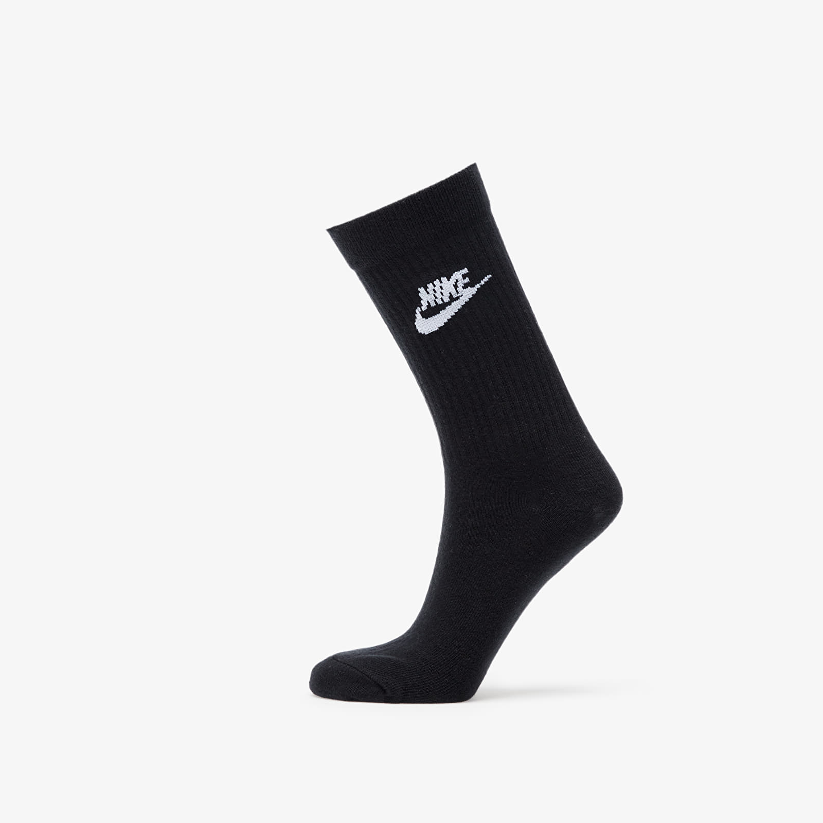 Socks Nike Sportswear Everyday Essential 3 Pack Crew Socks Black/ White
