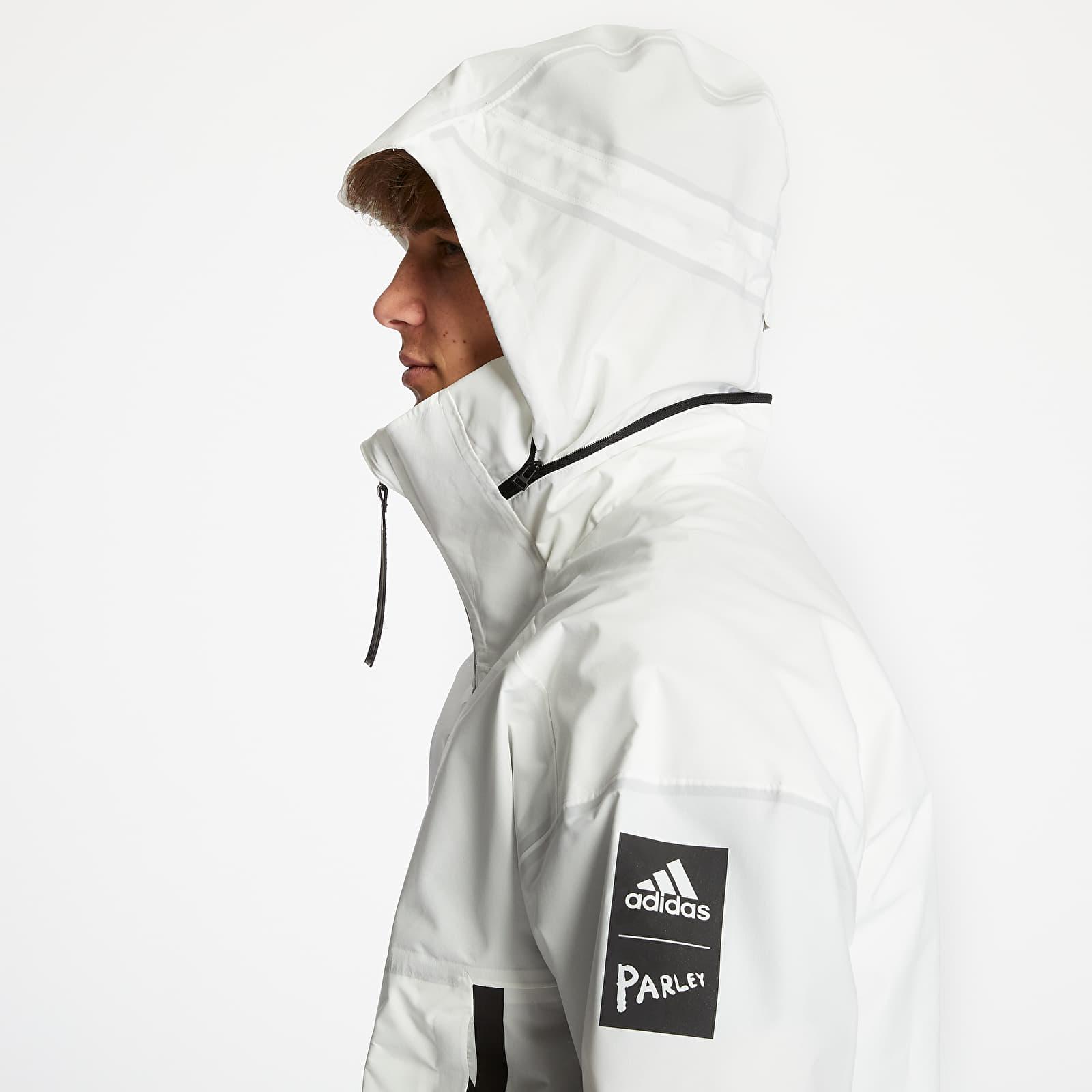 Coach Jackets adidas x Parley Myshelter Parka Non Dye