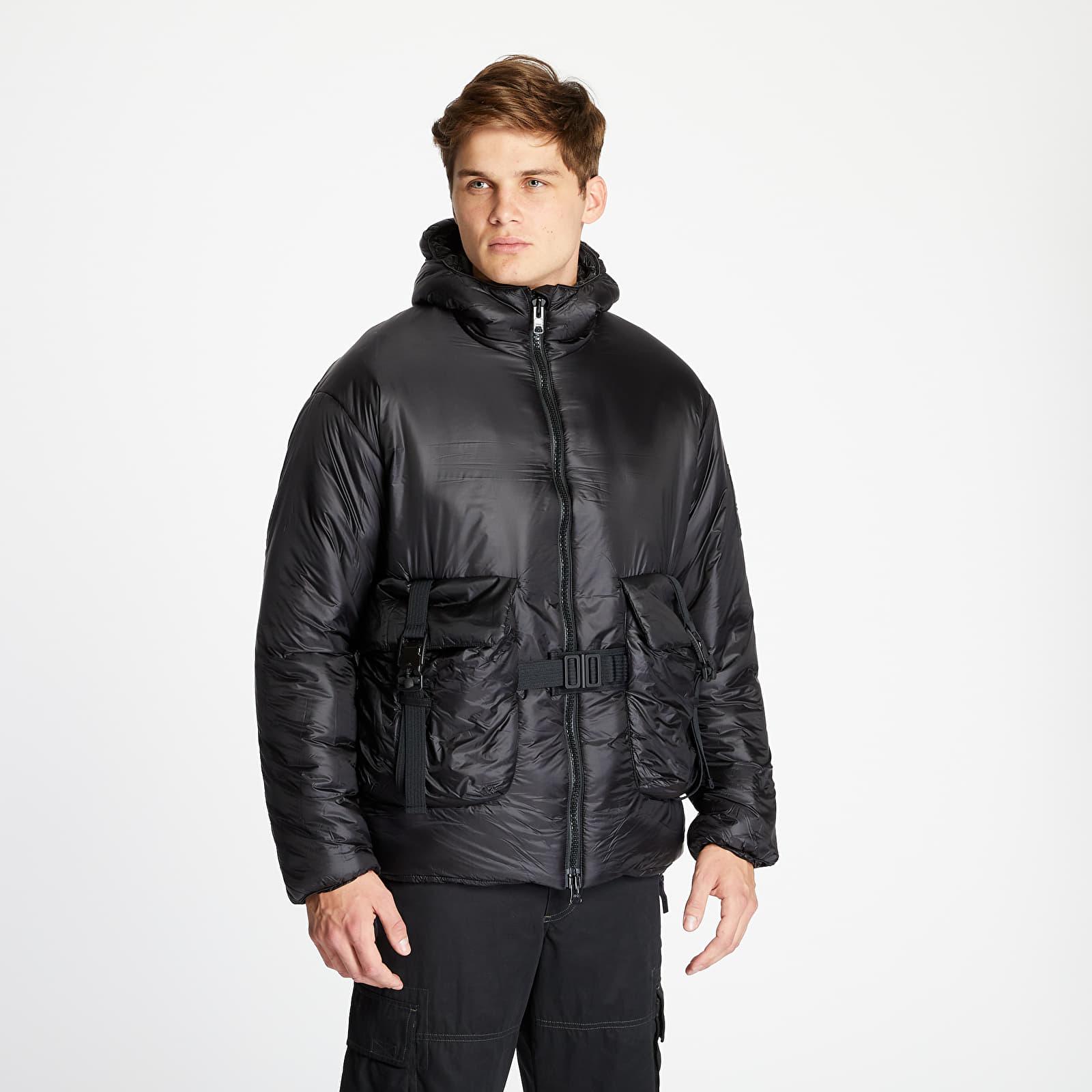 Jackets Y-3 Ch3 Lightweight Puffy Jacket Black