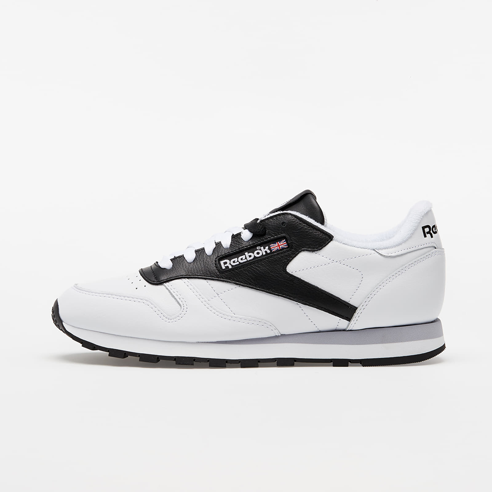 Reebok Classic Leather Mr White/ Black/ Cdgry2 EUR 44.5