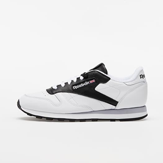 Scarpe e sneaker da uomo Reebok Classic Leather Black | Footshop