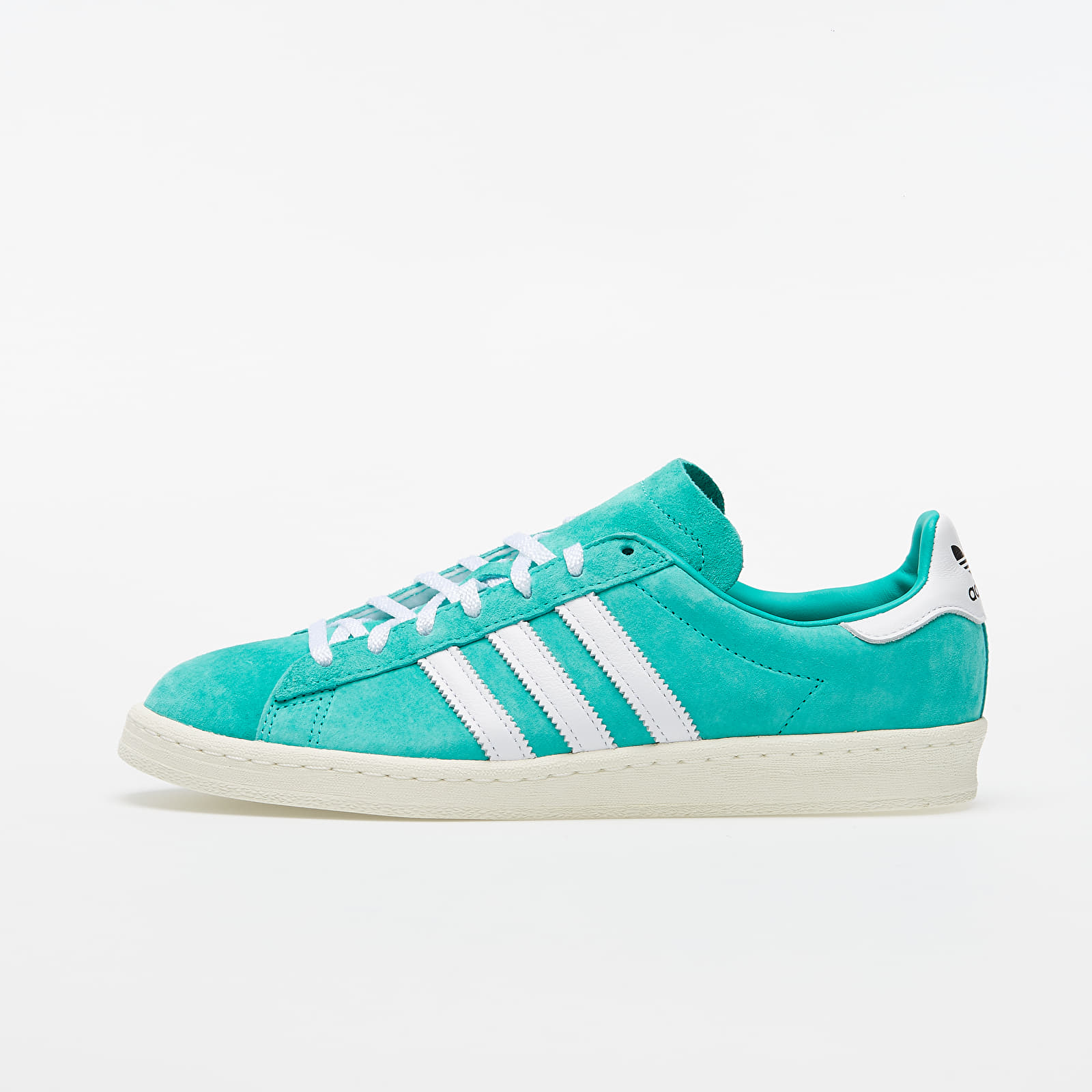 adidas Campus 80s Shock Mint/ Ftw White/ Core Black EUR 41 1/3