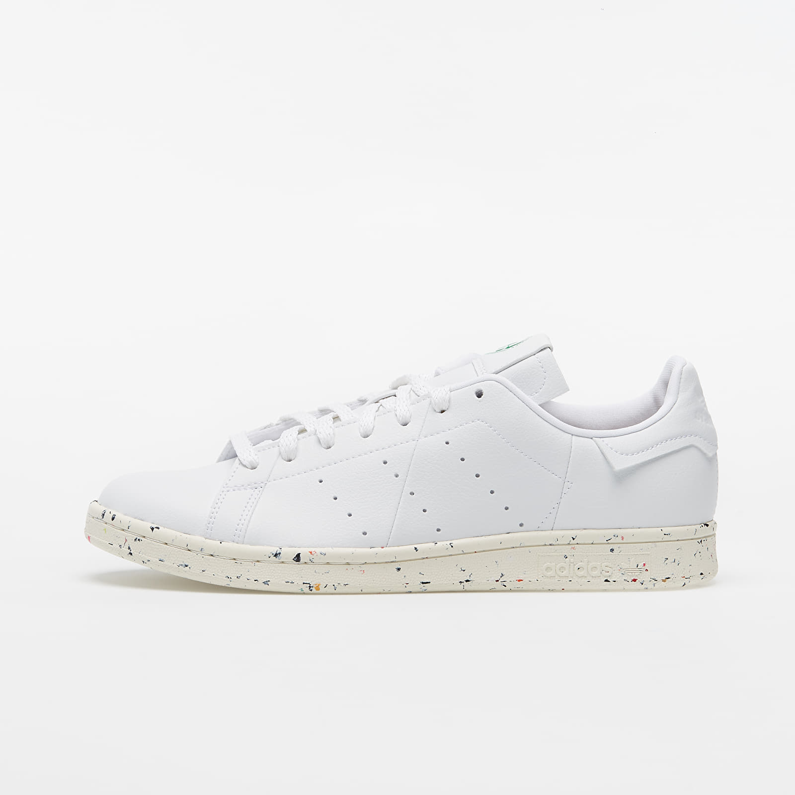 Мужская обувь adidas Stan Smith Clean Classics Ftw White/ Off White/ Green