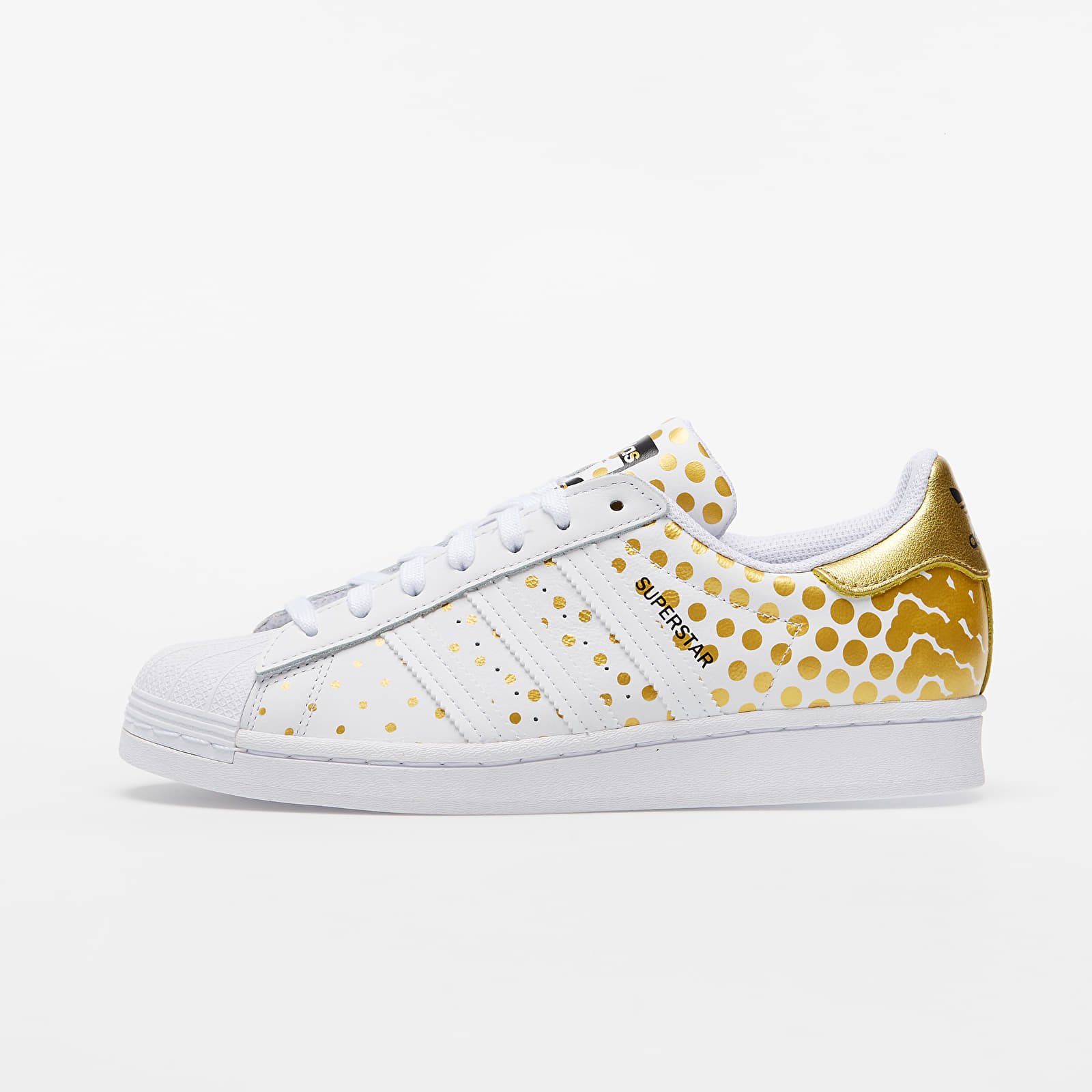 adidas Superstar W Gold Metalic/ Ftw White/ Core Black EUR 38