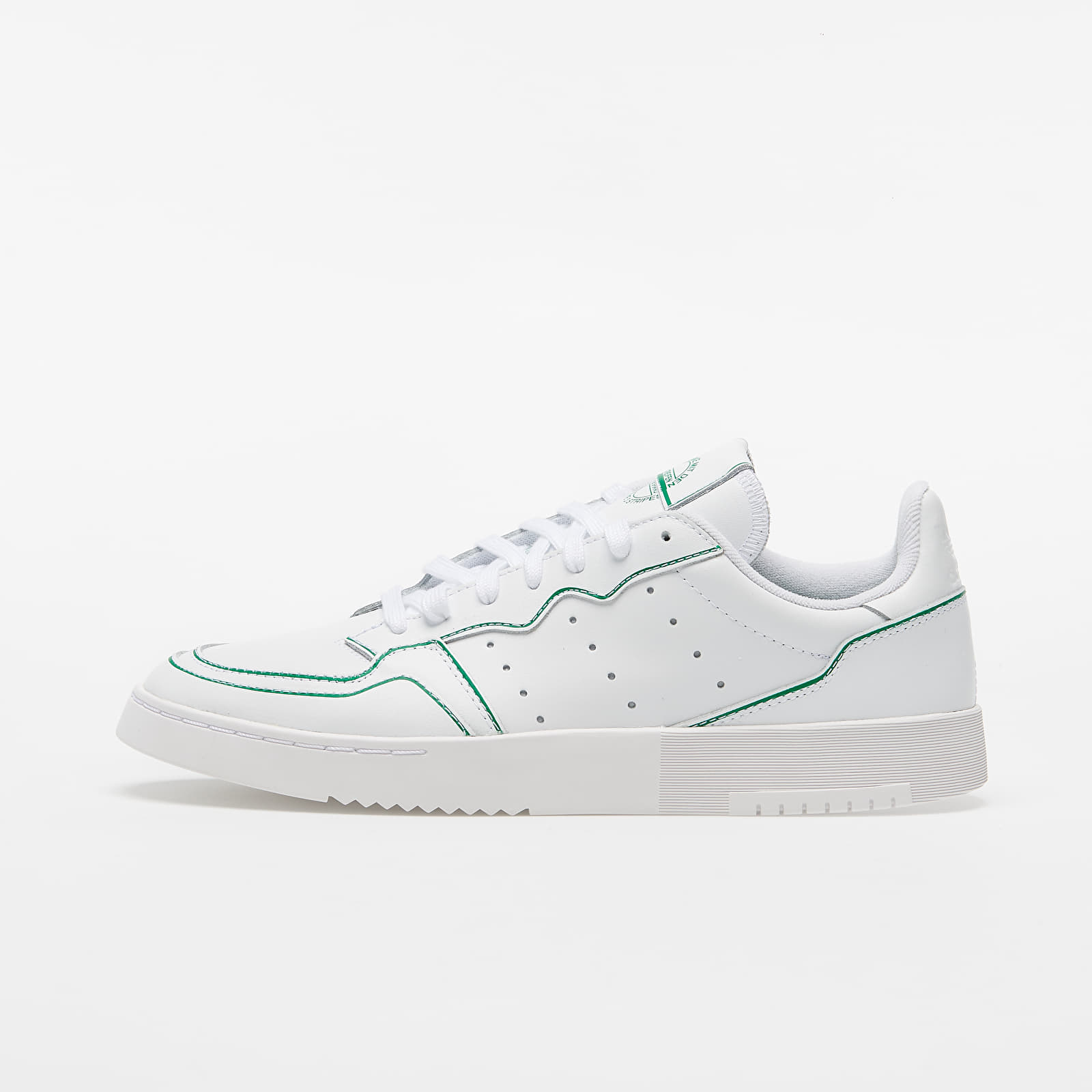 Men's shoes adidas Supercourt Ftw White/ Ftw White/ Green