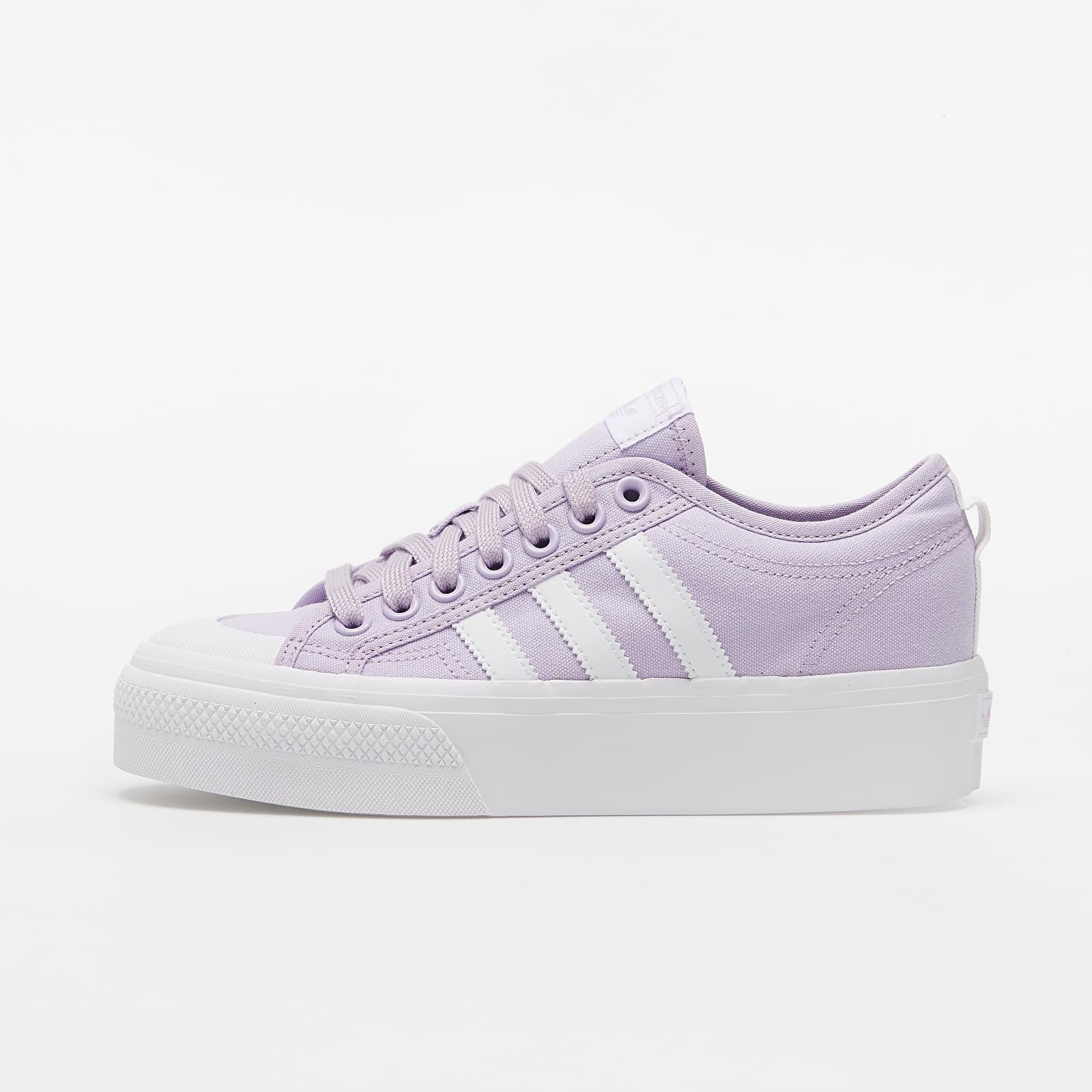 adidas Nizza Platform W Blizard Purple/ Ftw White/ Ftw White EUR 39 1/3