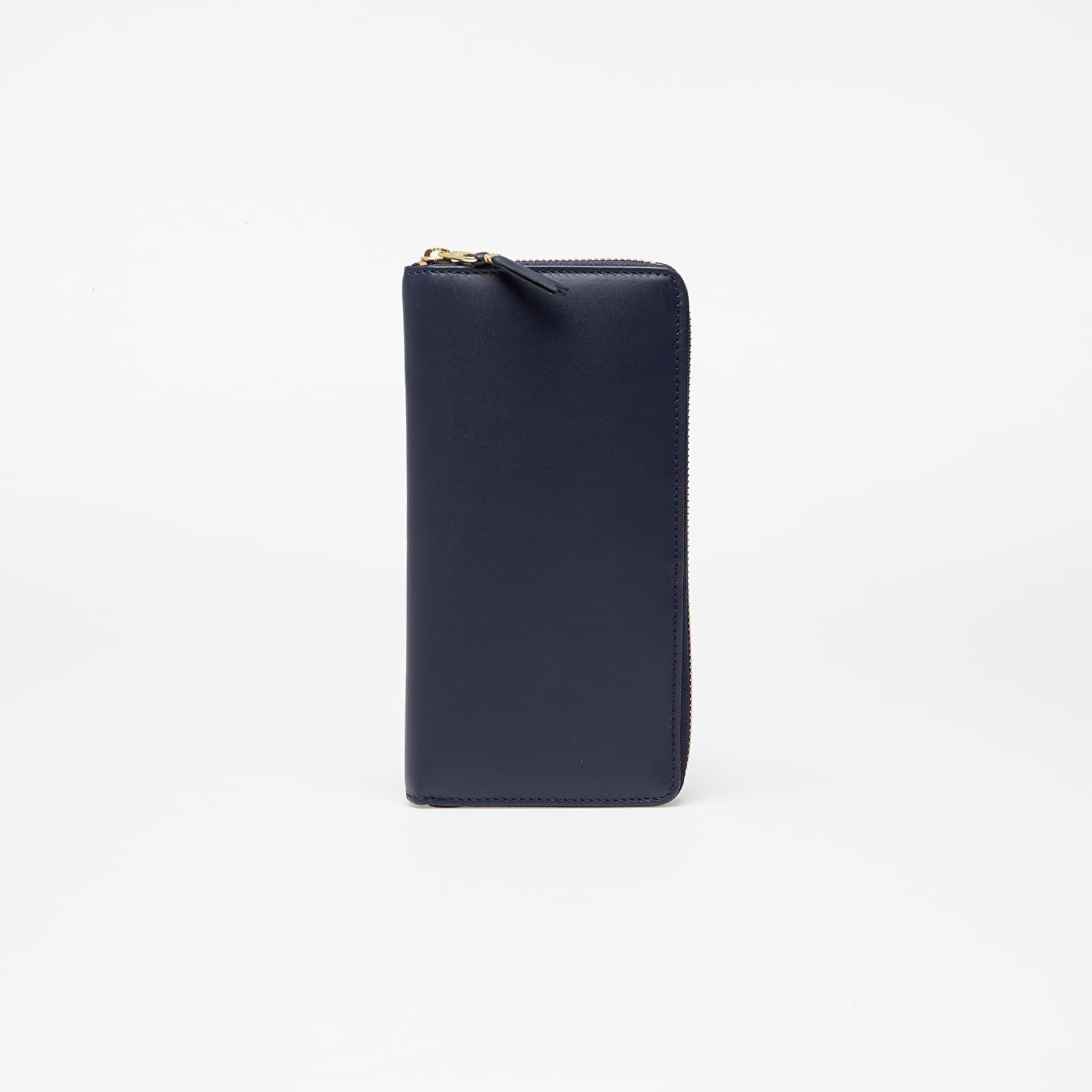 Portefeuilles Comme des Garçons Wallet Classic Colour Leather Wallet Navy
