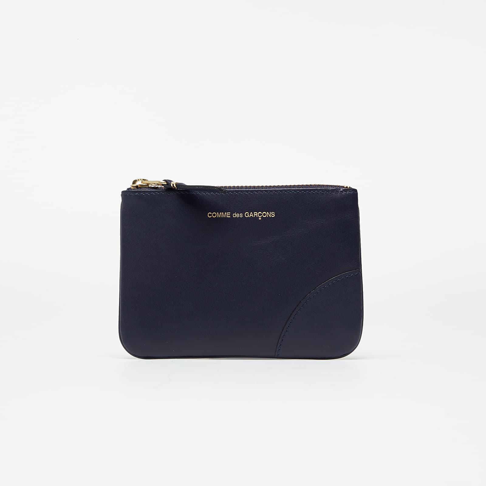 Portefeuilles Comme des Garçons Wallet Classic Leather Wallet Navy