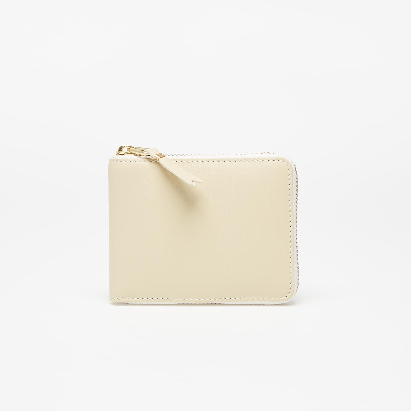 Portafogli Comme des Garçons Wallet Classic Leather Wallet White