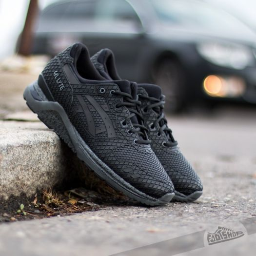 Ciudad Adaptación matiz  Men's shoes Asics Gel Lyte Evo Black/ Dark Grey | Footshop