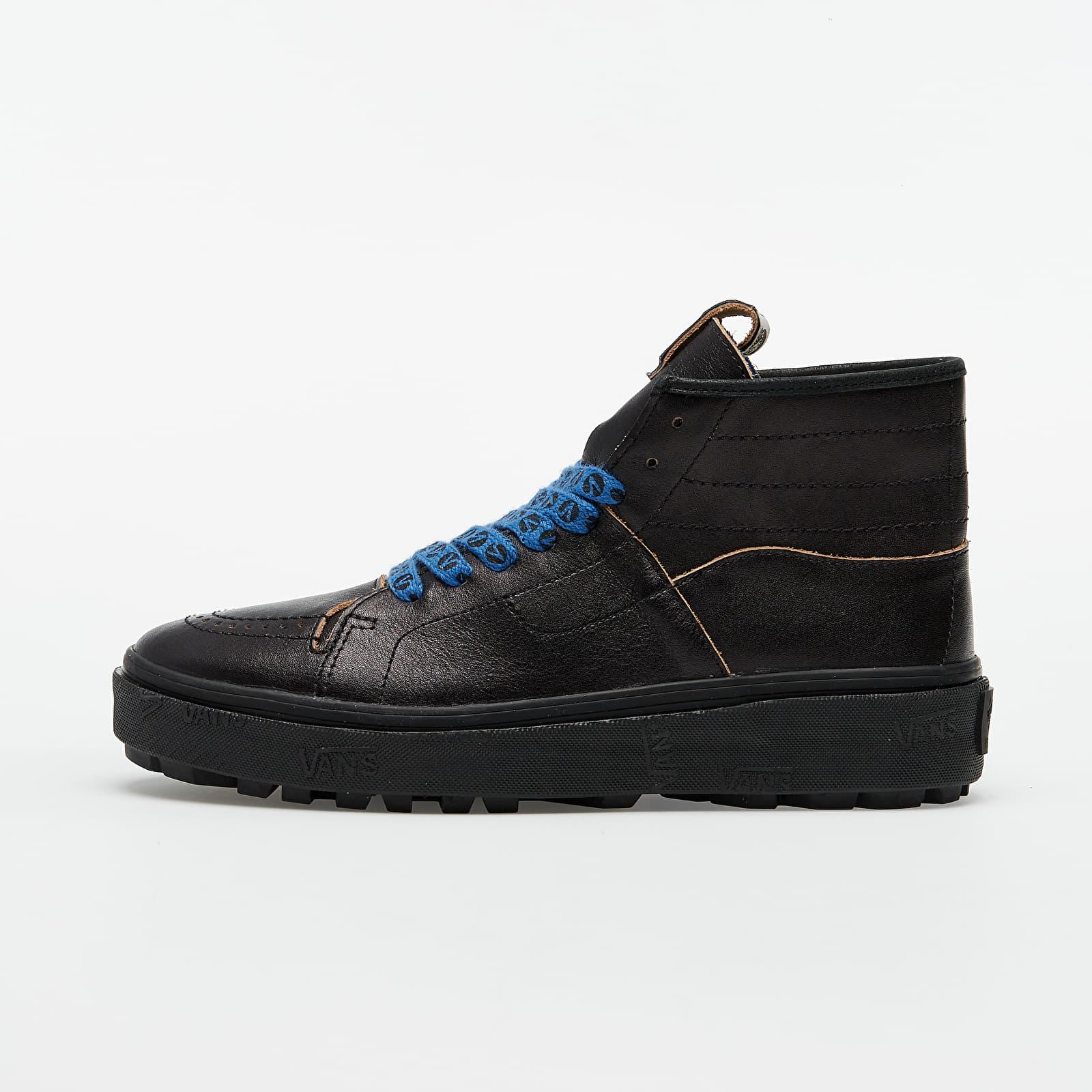 Männer Vans Vans x Taka Hayashi Sk8-Boot LX (Leather) Black