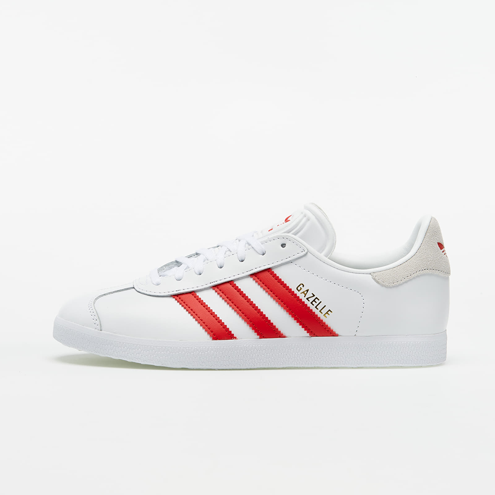 adidas Gazelle W Ftw White/ Lust Red/ Crystal White EUR 37 1/3