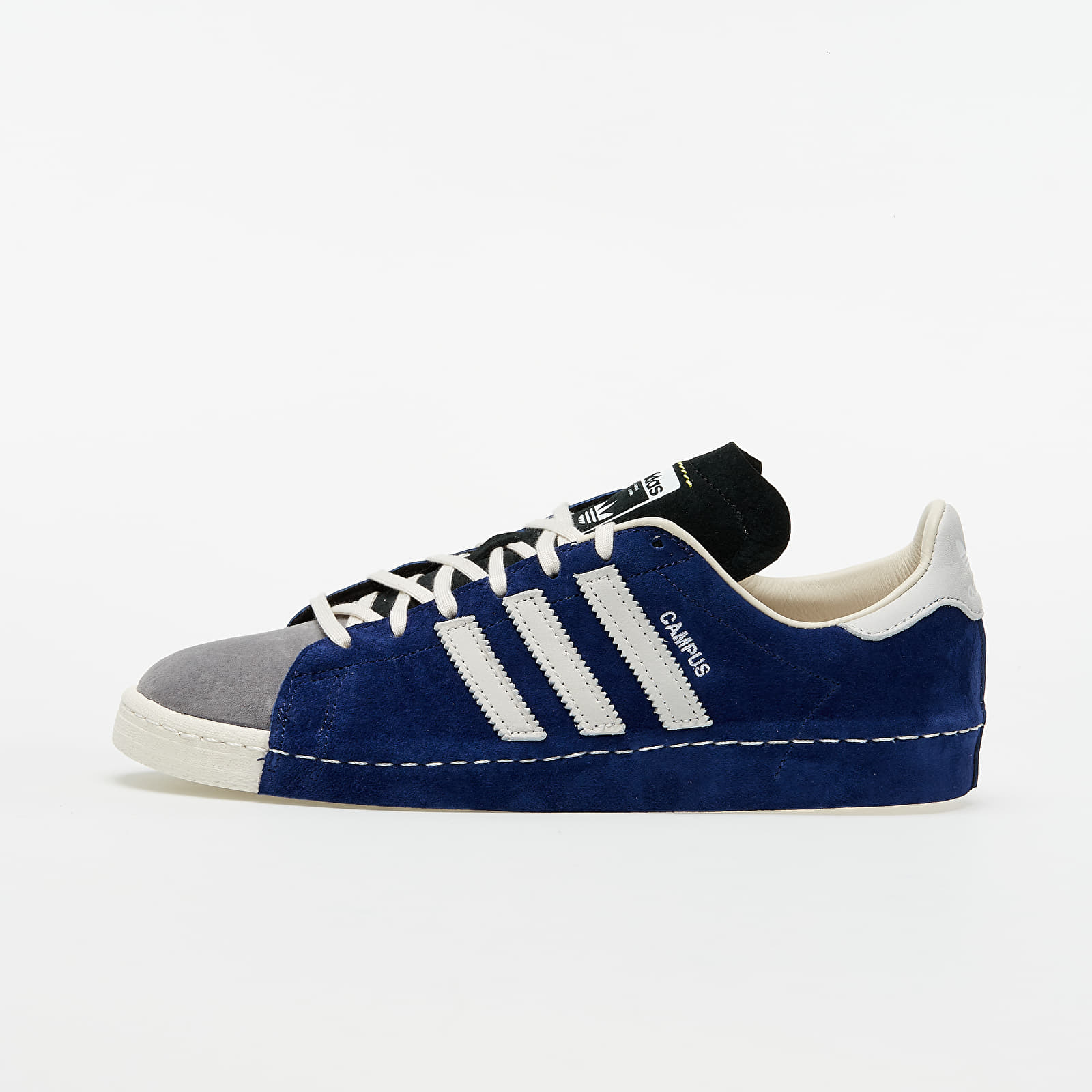 adidas Consortium x Recouture Campus 80s SH Dark Blue/ Chalk White/ Core black EUR 38