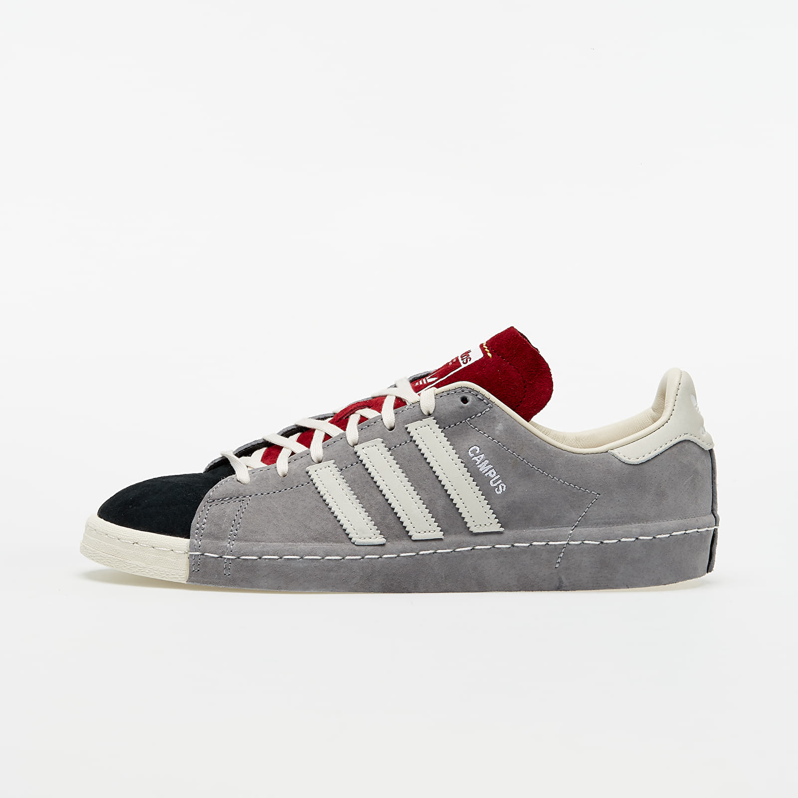 Pánské tenisky a boty adidas Consortium x Recouture Campus 80s SH Grey Three/ Chalk White/ Core black