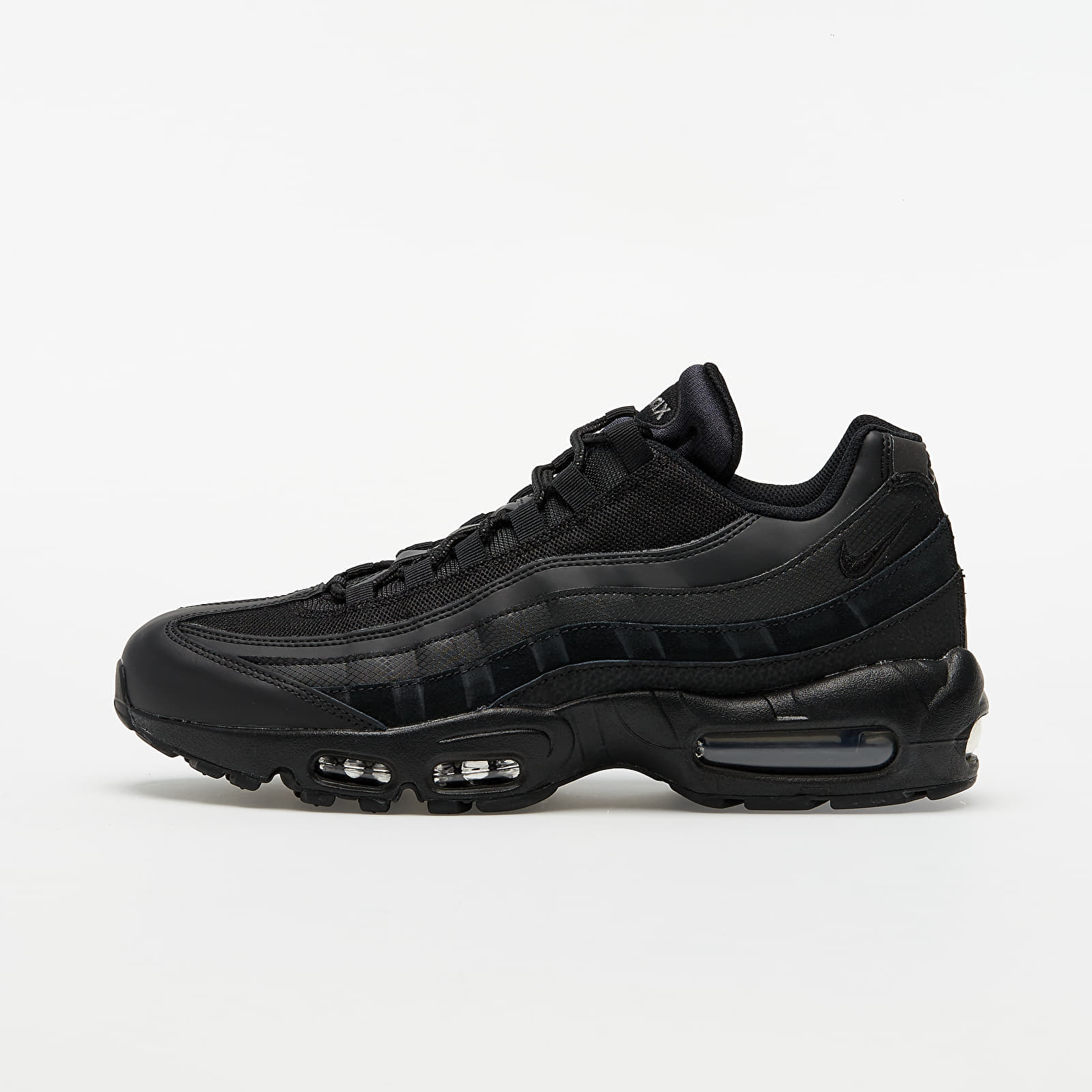 Nike Air Max 95 Essential Black/ Black-Dark Grey EUR 40.5