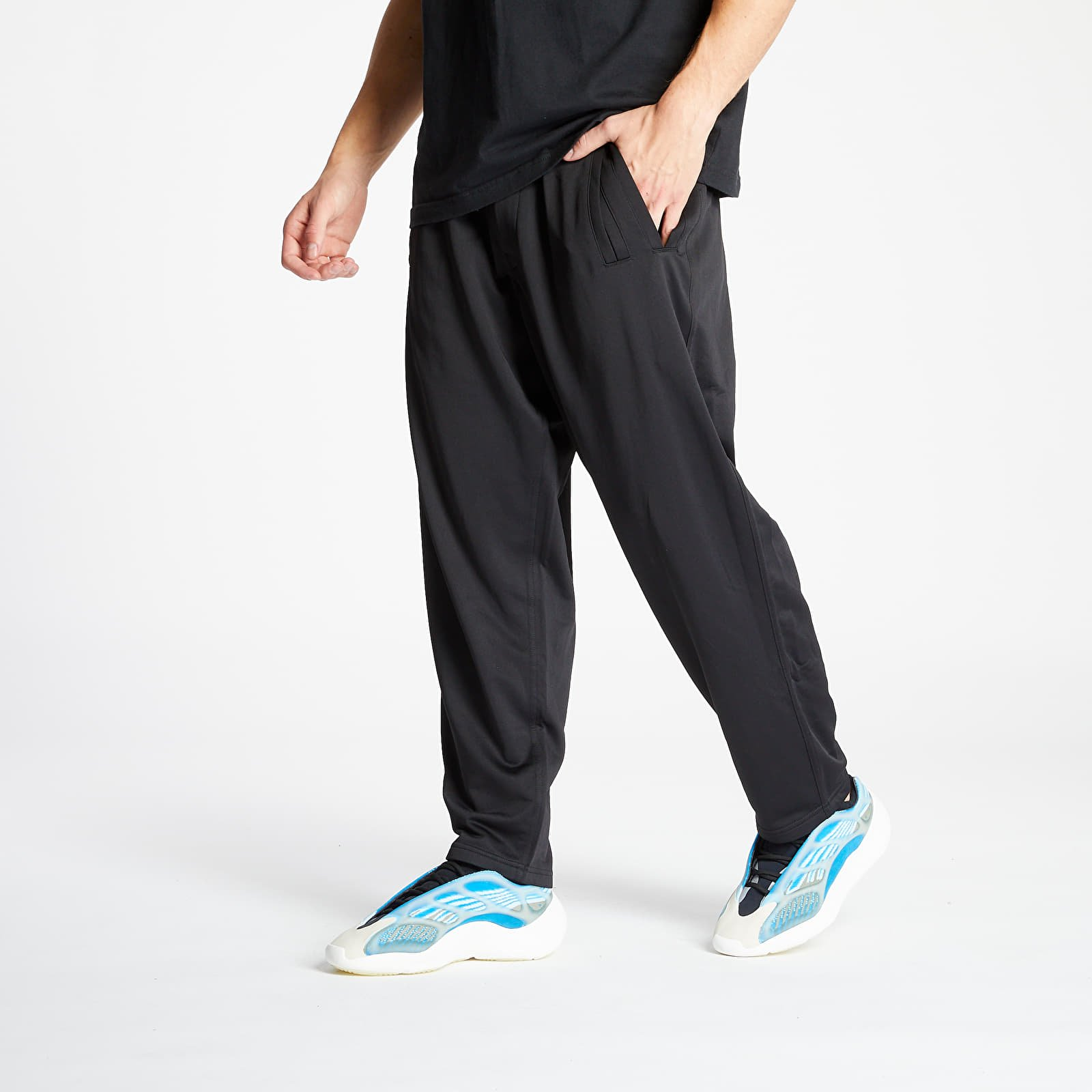 Pants and jeans Y-3 Ch3 Terry Pants Black