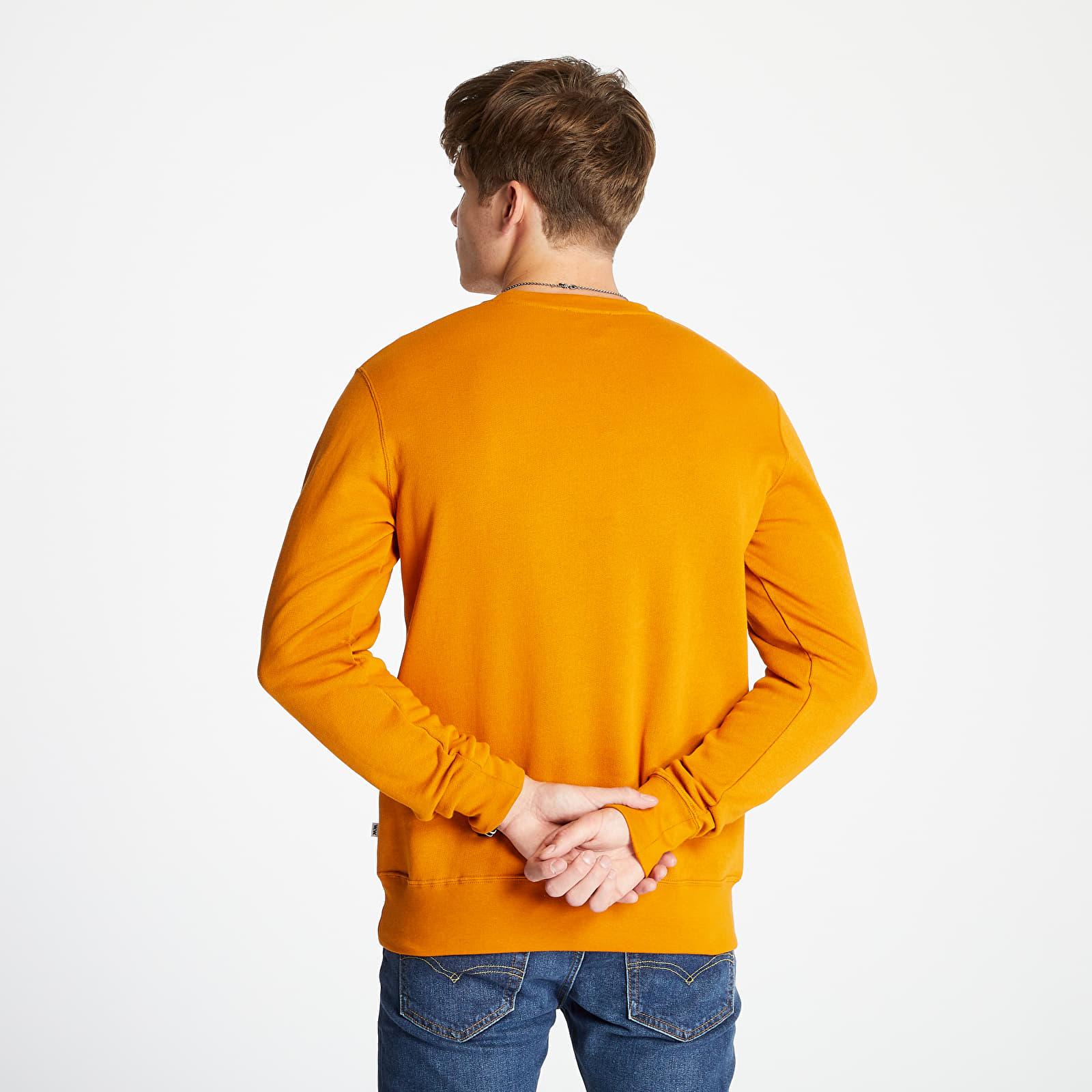 WOOD WOOD Hugh Sweatshirt Orange