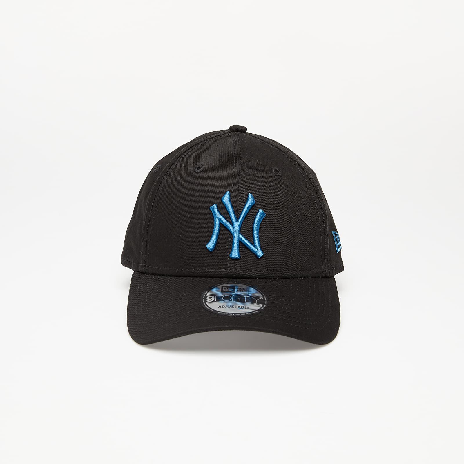 New Era 9Forty MLB New York Yankees Cap Black univerzálna