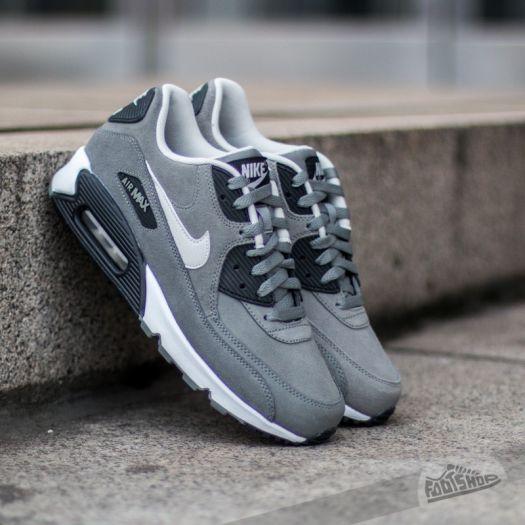 Nike Air Max 90 LTR Tmlbd Grey Night Silver Black White | Footshop