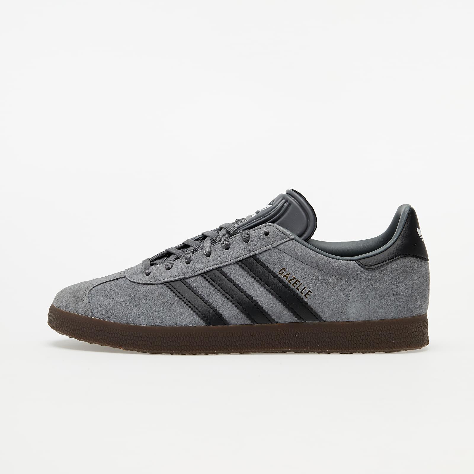 Zapatillas Hombre adidas Gazelle Grey Four/ Core Black/ Gum 5