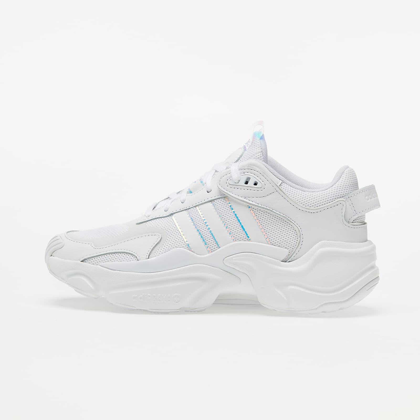 Női cipők adidas Magmur Runner W Ftw White/ Ftw White/ Ftw White