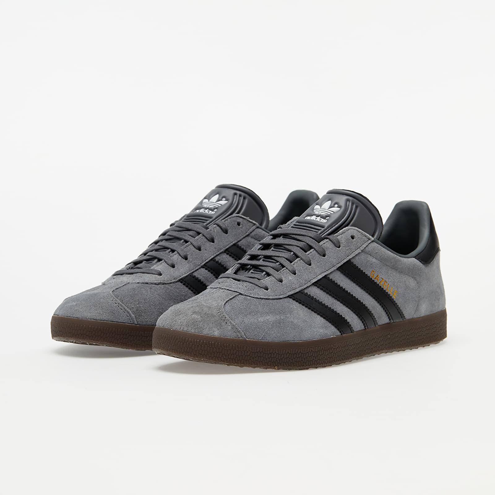 Men's shoes adidas Gazelle Grey Four